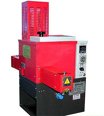 小型热熔胶机